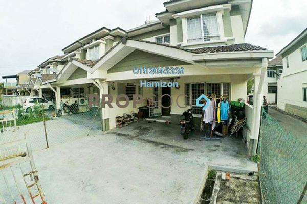 For Sale Terrace at Taman Impian Putra, Bandar Seri Putra Freehold Semi Furnished 4R/3B 460k