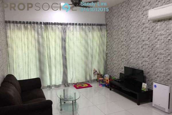 For Sale Townhouse at Sunway SPK 3 Harmoni, Kepong Freehold Semi Furnished 3R/3B 1.38m