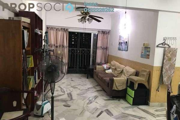 For Sale Condominium at Sri Pelangi, Setapak Freehold Fully Furnished 3R/2B 385k