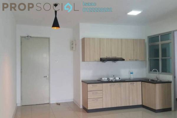 For Sale Condominium at Kiara Residence, Bukit Jalil Freehold Semi Furnished 3R/2B 630k