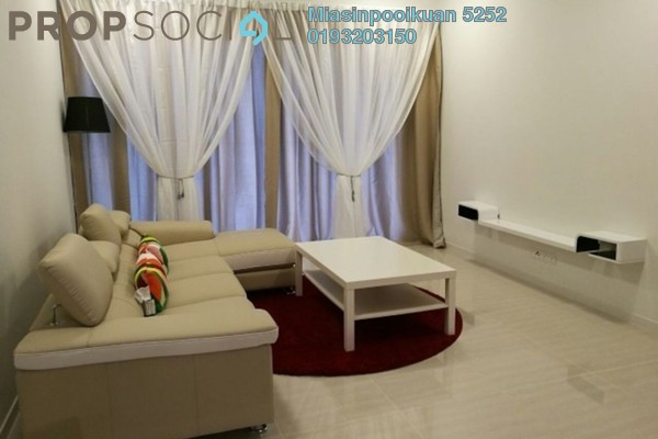 For Rent Condominium at Tiara Ampang, Ampang Freehold Fully Furnished 3R/2B 2.8k