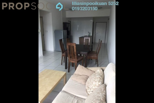 For Sale Condominium at Delima J Apartment, Desa Pandan Freehold Fully Furnished 3R/2B 370k
