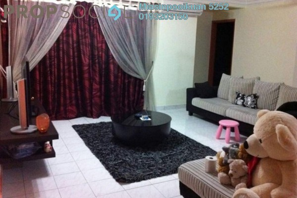 For Sale Condominium at Pantai Hillpark 1, Pantai Freehold Fully Furnished 3R/2B 590k