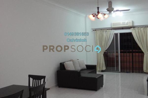 For Rent Apartment at Indahria Apartment, Shah Alam Freehold Unfurnished 3R/2B 1.2k