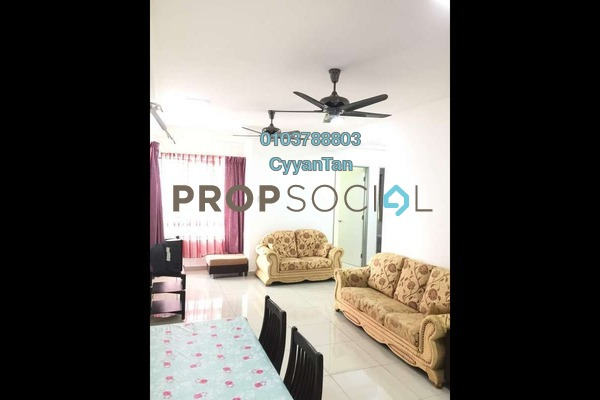 For Rent Condominium at Sentul Rafflesia, Sentul Freehold Fully Furnished 3R/2B 2k