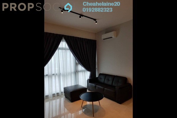 For Rent Serviced Residence at KL Eco City, Mid Valley City Freehold Fully Furnished 1R/1B 3.3k