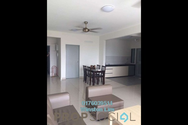 For Rent Condominium at Senza Residence, Bandar Sunway Freehold Fully Furnished 4R/4B 4.4k