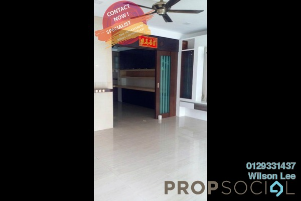 For Sale Terrace at SouthLake, Desa ParkCity Freehold Semi Furnished 3R/4B 1.95m
