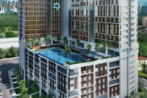 For Rent Condominium at Sentrio Suites, Desa Pandan Freehold Fully Furnished 3R/3B 4k