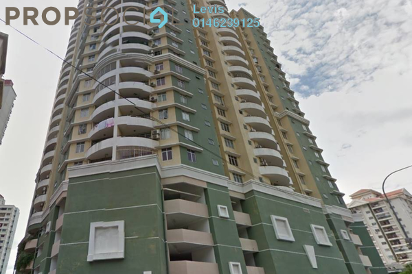 For Rent Apartment at Sri Impian, Brickfields Freehold Unfurnished 3R/2B 2.3k