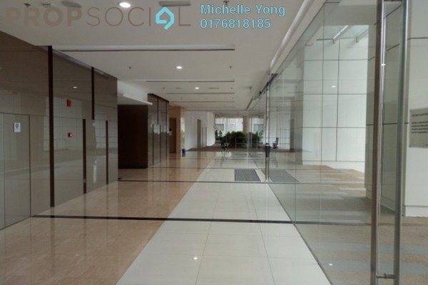 For Sale Office at Q Sentral, KL Sentral Freehold Semi Furnished 1R/1B 3.19m