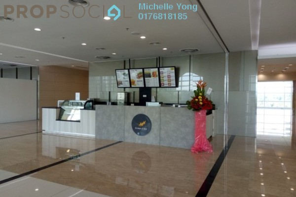 For Rent Office at Q Sentral, KL Sentral Freehold Semi Furnished 1R/1B 14k