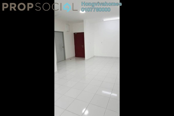 For Rent Condominium at M3 Residency, Gombak Freehold Semi Furnished 4R/3B 2k