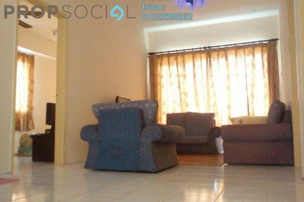For Sale Apartment at Sri Harmonis Apartment, Gombak Freehold Fully Furnished 3R/2B 310k