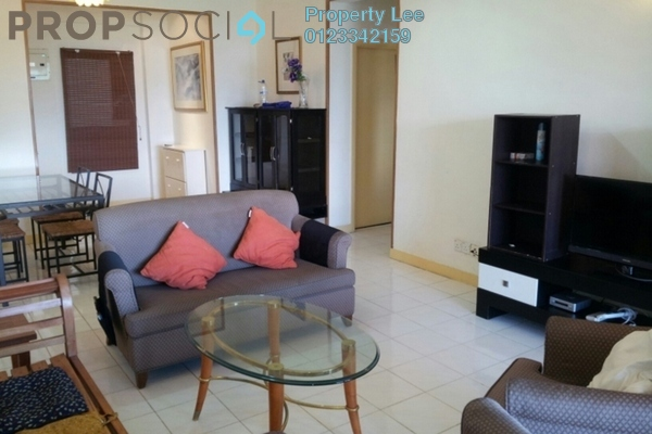For Rent Condominium at Seri Maya, Setiawangsa Freehold Semi Furnished 3R/2B 2k