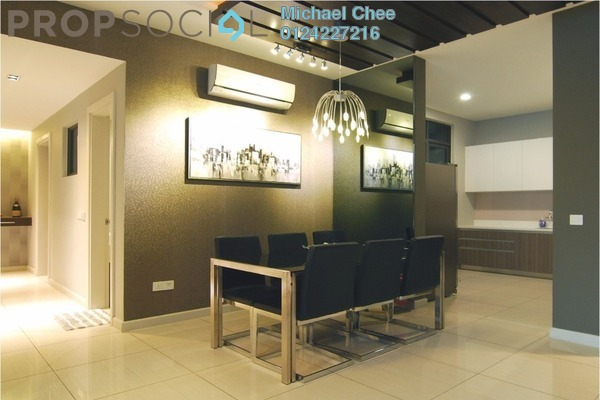 For Rent Condominium at The Light Collection II, The Light Freehold Fully Furnished 4R/3B 3.6k