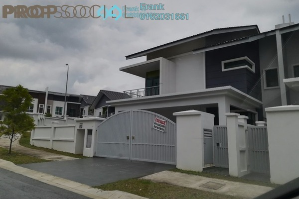 For Sale Terrace at Santana, Seremban 2 Freehold Unfurnished 4R/3B 528k
