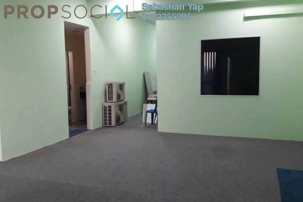 For Rent Office at PJ 21, Kelana Jaya Freehold Semi Furnished 0R/0B 2.8k