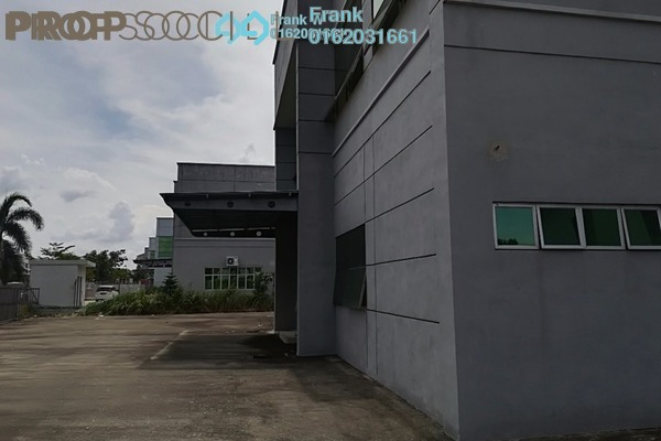 For Sale Factory at Indahpura Industrial Park, Kulai Freehold Unfurnished 0R/0B 3.1m