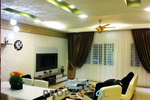 For Sale Condominium at Lagoon Residences, Kota Kemuning Freehold Fully Furnished 2R/2B 545k