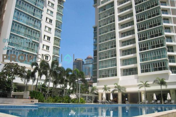 For Rent Condominium at Marc Service Residence, KLCC Freehold Fully Furnished 4R/4B 6.5k