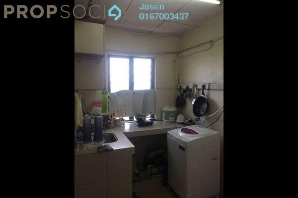For Rent Condominium at Section 10 Flat, Wangsa Maju Freehold Semi Furnished 3R/2B 1k