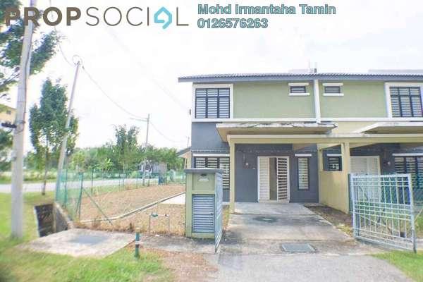 For Sale Terrace at Saujana Rawang, Rawang Freehold Unfurnished 4R/3B 480k