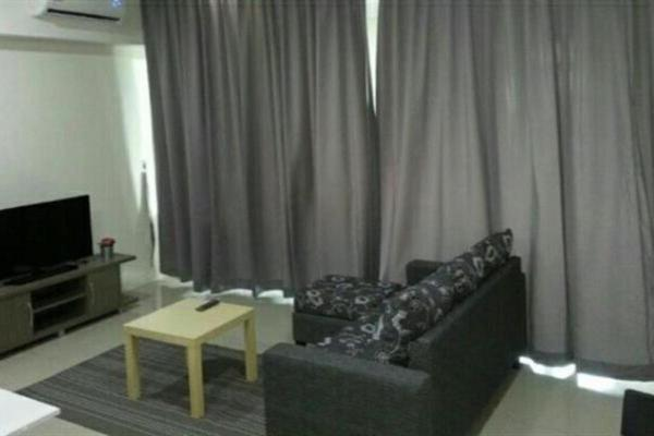 For Rent SoHo/Studio at Menara Zurich, Johor Bahru Freehold Semi Furnished 1R/1B 1.2k