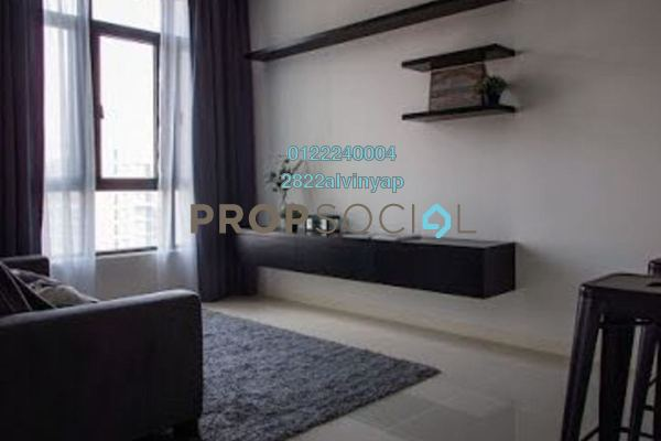 For Rent Condominium at Tropicana Avenue, Tropicana Freehold Fully Furnished 1R/1B 2.5k