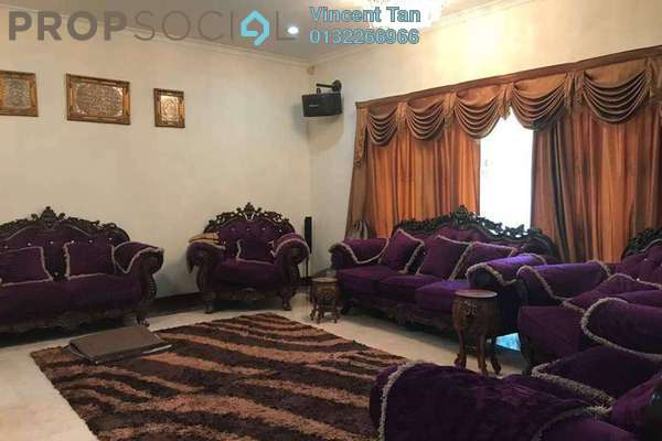 For Sale Bungalow at D'Villa, Kota Damansara Freehold Fully Furnished 5R/6B 3.9m