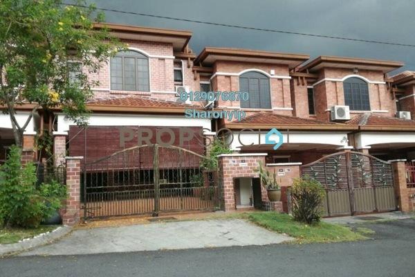 For Rent Terrace at SL13, Bandar Sungai Long Freehold Unfurnished 4R/3B 1.3k
