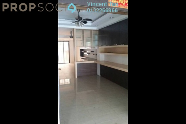 For Sale Terrace at SouthLake, Desa ParkCity Freehold Semi Furnished 3R/4B 1.97m