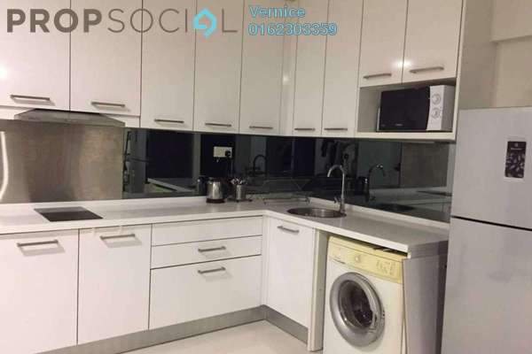 For Rent Condominium at Summer Suites, KLCC Freehold Fully Furnished 1R/1B 3k