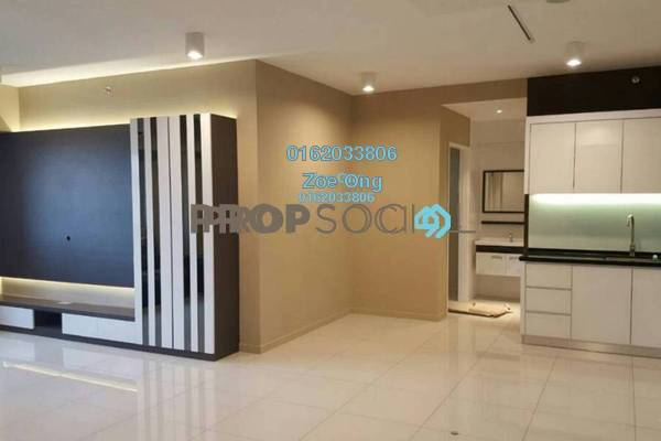 For Rent SoHo/Studio at Paragon, Cyberjaya Freehold Fully Furnished 2R/2B 2k