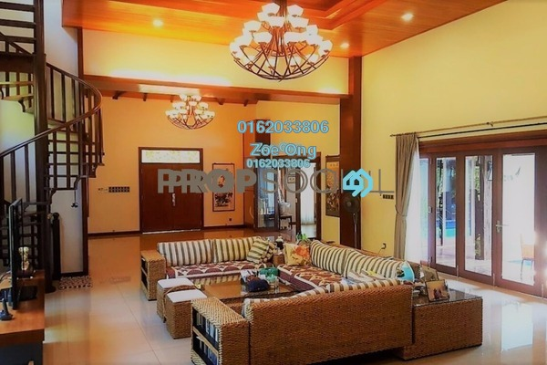 For Sale Bungalow at Meru Valley EcoVillage, Ipoh Leasehold Semi Furnished 6R/5B 6.5m
