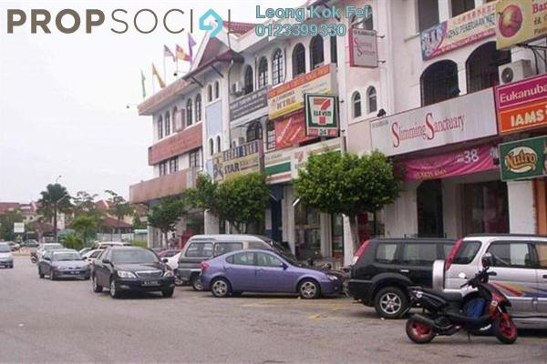 For Rent Shop at USJ 10, UEP Subang Jaya Freehold Unfurnished 0R/0B 2.6k