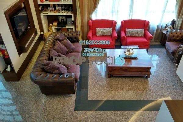 For Rent Duplex at 1 Bukit Utama, Bandar Utama Freehold Fully Furnished 3R/4B 12k