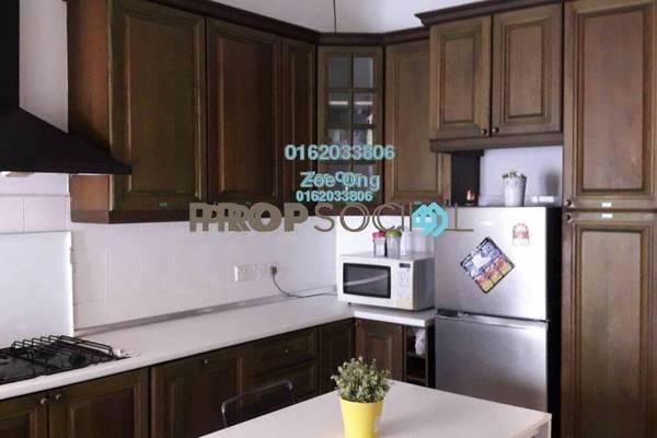 For Sale Terrace at Damansara Uptown, Damansara Utama Freehold Semi Furnished 4R/3B 1.28m
