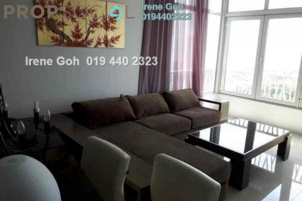 For Rent Condominium at The Peak Residences, Tanjung Tokong Freehold Fully Furnished 3R/2B 2.3k