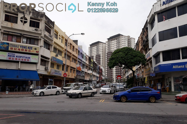 For Sale Shop at Taman Maluri, Cheras Freehold Unfurnished 0R/0B 2.4m
