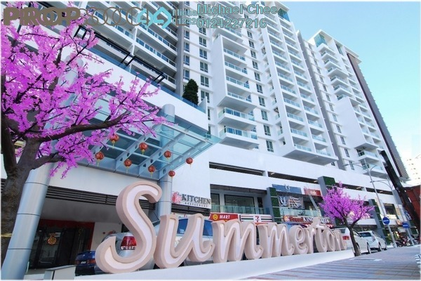For Rent Condominium at Summerton Condominium, Bayan Indah Freehold Fully Furnished 4R/3B 2.9k