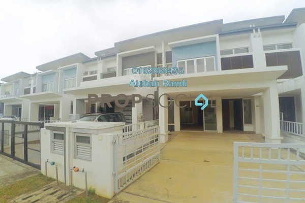 For Sale Terrace at Viola, Alam Impian Freehold Unfurnished 4R/4B 720k