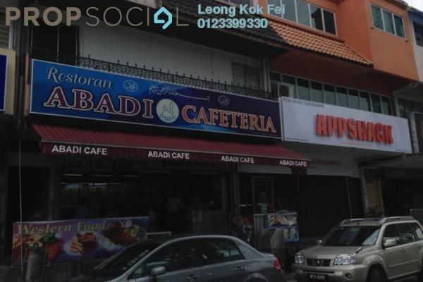 For Rent Shop at Jalan Tun Tan Siew Sin, Kuala Lumpur Freehold Unfurnished 0R/0B 12k