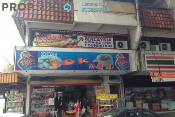 For Rent Shop at Jalan Sungai Tiram, Ulu Tiram Freehold Unfurnished 0R/0B 3k
