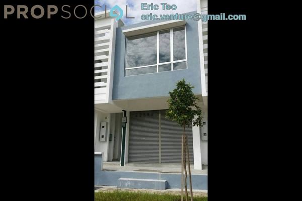 For Sale Shop at Taman Lestari Perdana, Bandar Putra Permai Freehold Unfurnished 0R/0B 1.2m