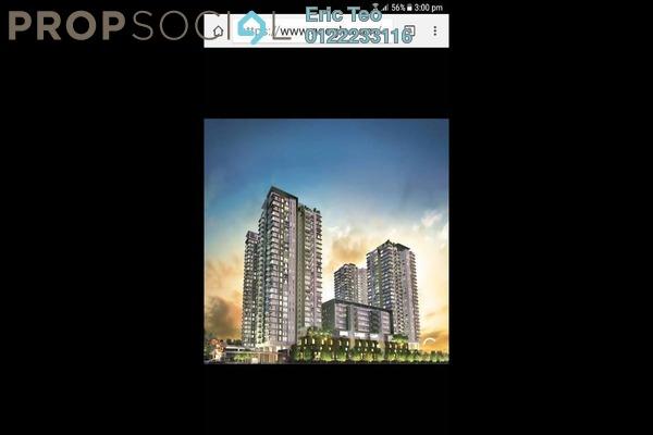 For Sale Condominium at Anjali @ North Kiara, Segambut Freehold Unfurnished 2R/2B 900k