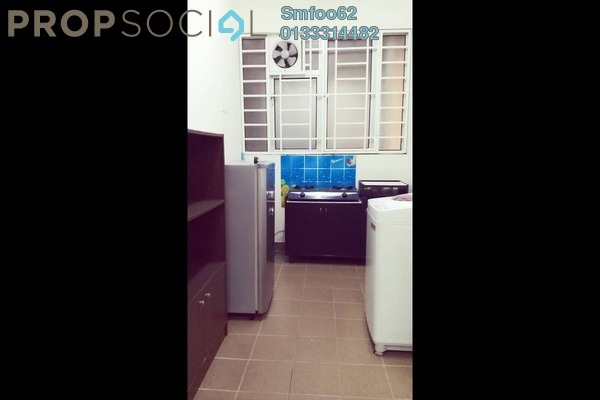 For Rent Condominium at Platinum Hill PV2, Setapak Freehold Semi Furnished 4R/2B 1.7k