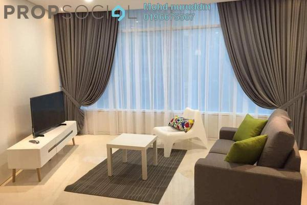 For Sale Condominium at Vortex Suites & Residences, KLCC Freehold Fully Furnished 2R/2B 1.19m