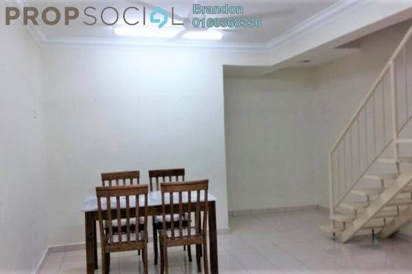 For Sale Terrace at Desa Setapak, Setapak Freehold Semi Furnished 3R/3B 460k