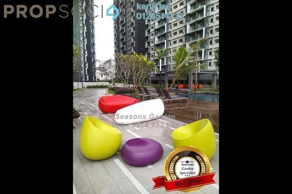 For Sale Condominium at Seasons Garden Residences, Wangsa Maju Leasehold Unfurnished 3R/2B 479k